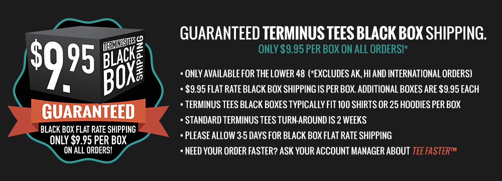 Guaranteed Black Box Shipping